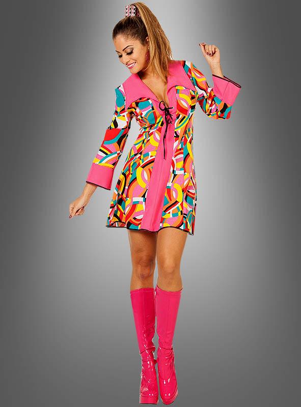 70er Jahre Kleid Mona