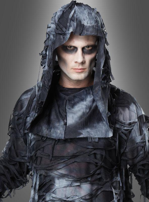 Zombie Voodoo Priester Kostüm Halloween Herrenkostüm Tod Sensenmann M 48//50