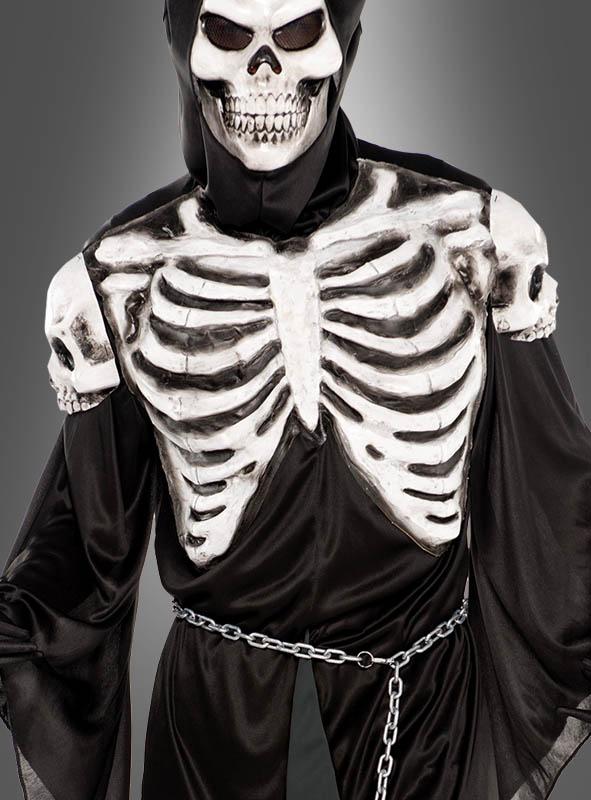 Skeleton Robe Adult