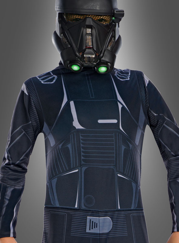 Death Trooper Children Costume Star Wars