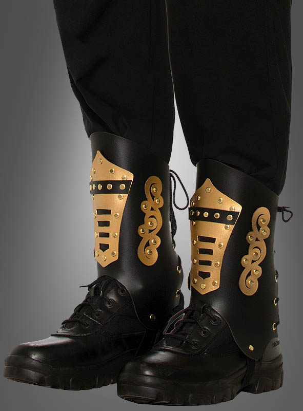 Steampunk Boot Tops