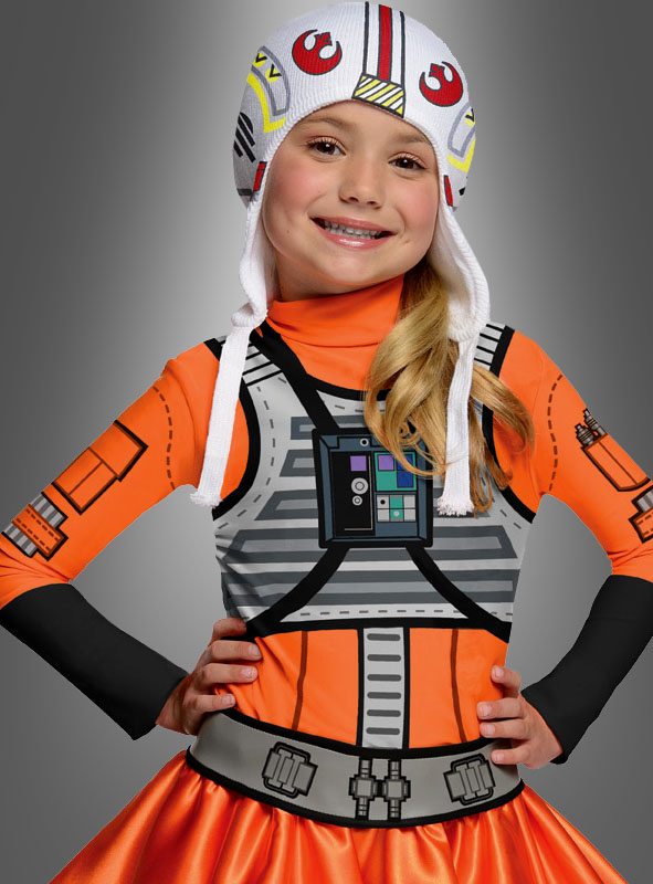 X-Wing Fighter Pilot for Girls