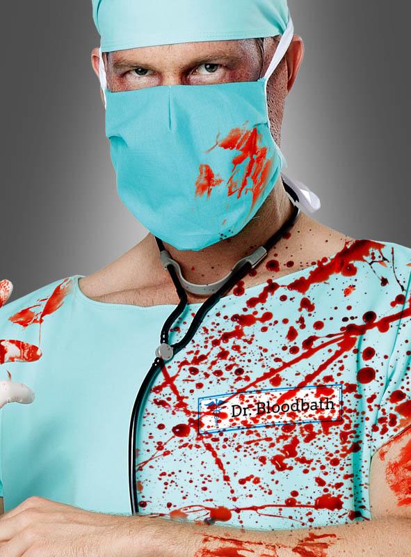 Halloween Zombie Doktor Herrenkostüm