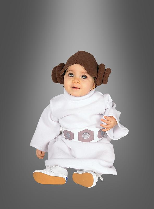 Star Wars Prinzessin Leia Kinderkostüm Bei Kostuempalas