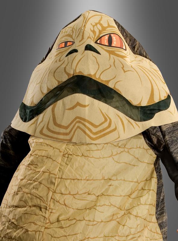 Jabba the Hutt Kostüm Star Wars bei Kostuempalast.de Jabba The Hutt Costume