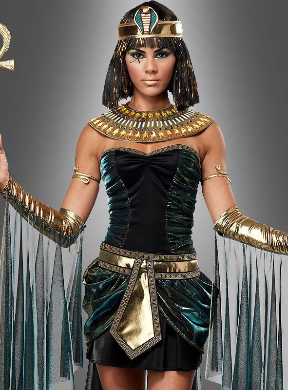 kleopatra kost m sexy gyptische g ttin karnevalskost m. Black Bedroom Furniture Sets. Home Design Ideas