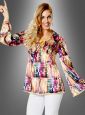Disco Blouse Schlager Star
