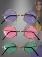 70s glasses hippie style