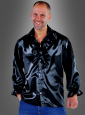 Satin Shirt Disco for Men Plus Size