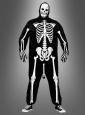 Skelett mit Penis Spaßkostüm