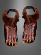 Werewolf Shoe Covers