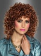 Permanent Wave Wig 80s
