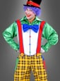 Funny Clown Flap Trousers