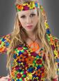 Flora Hippie Costume