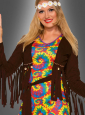 Hippie Costume with Fringes