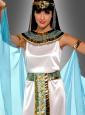Cleopatra Costume White