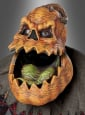 Psycho Kürbis Maske beweglich