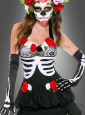 Mrs. Muertos Costume