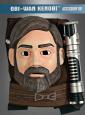 Obi-Wan Kenobi Blister Costume Kit