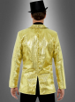 Golden Jacket with Sequins