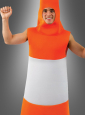 Traffic Cone Costume