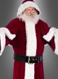 Luxury Santa Costume with Coat