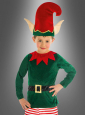 Christmas Elf Children Costume