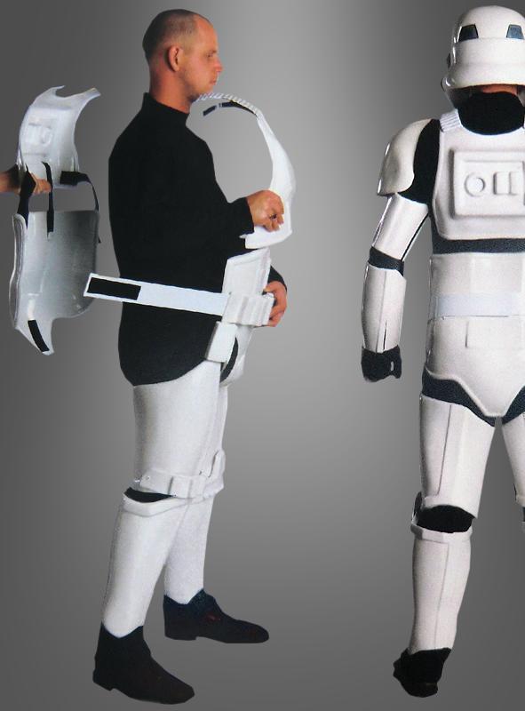 Supreme Edition Stormtrooper Star Wars costume
