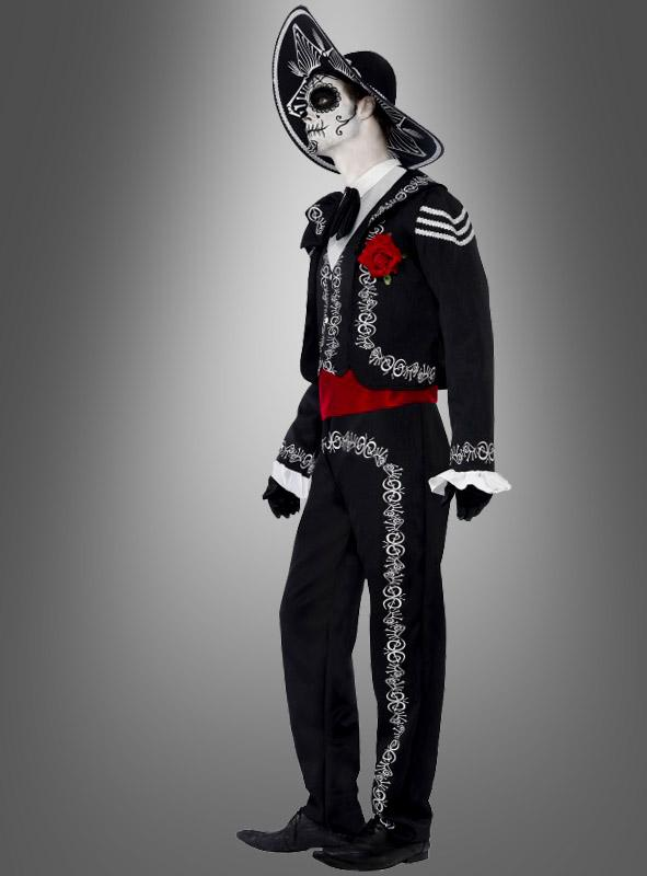 Mr. Bones Day of the Dead Costume