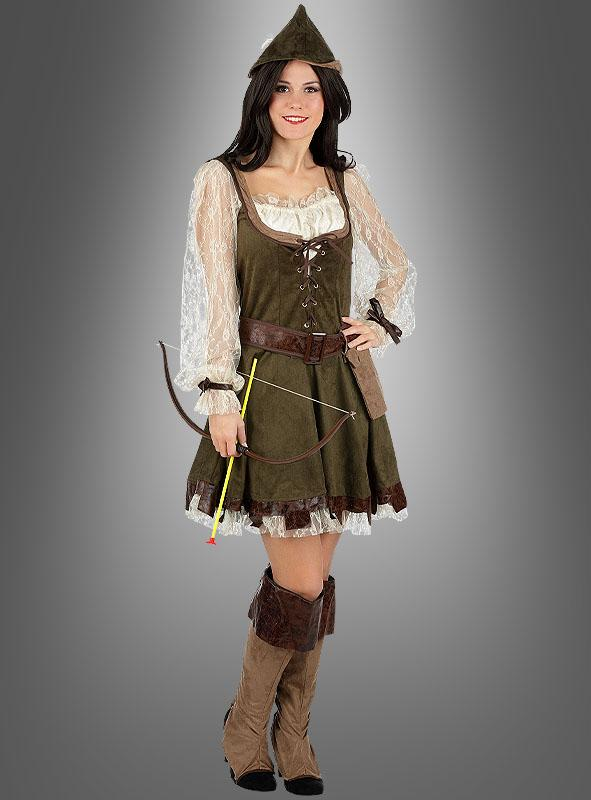 Robin Hood Women Costume