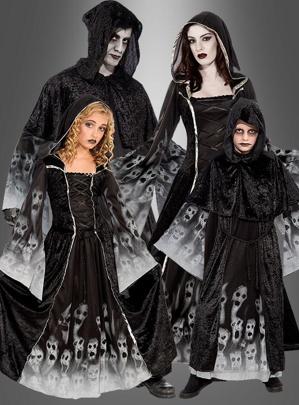 Vergessene Seelen Halloweenrobe