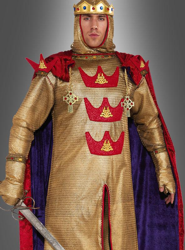 King Arthur Costume deluxe