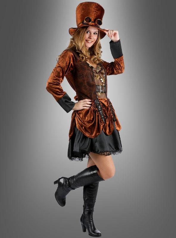 Steampunk Pirate Lady