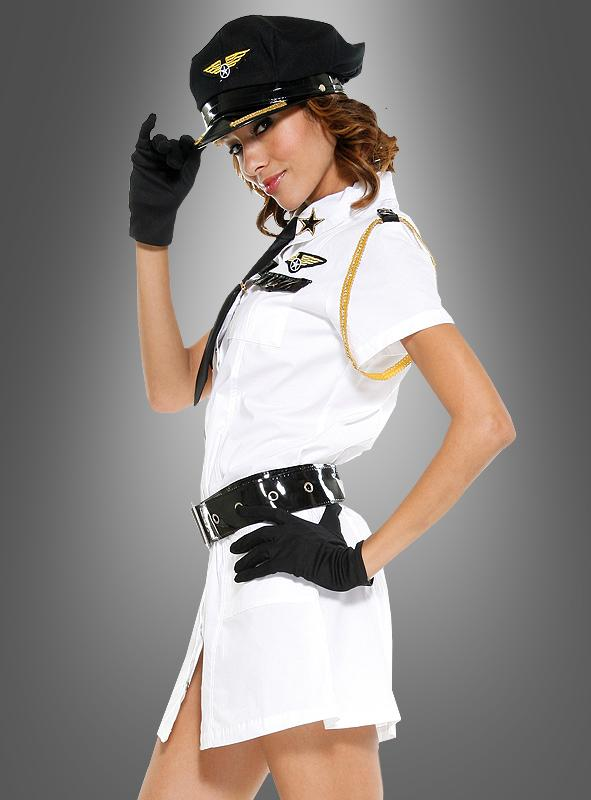 Sexy Airline Pilotin