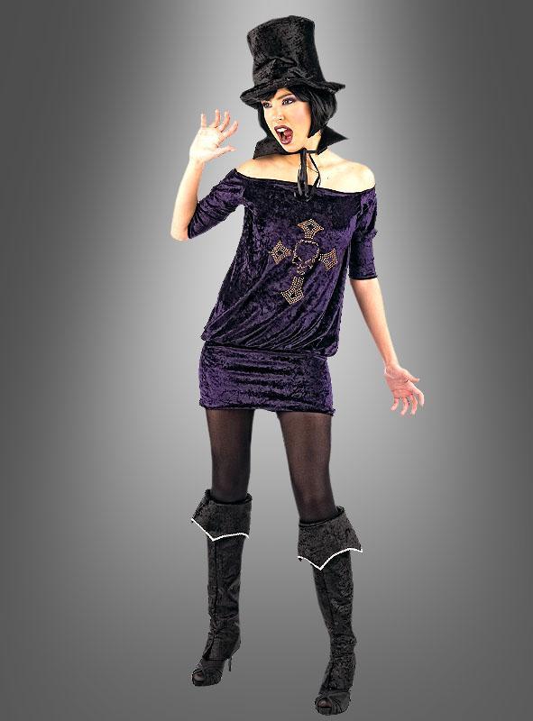 Strass Vampire Lady costume