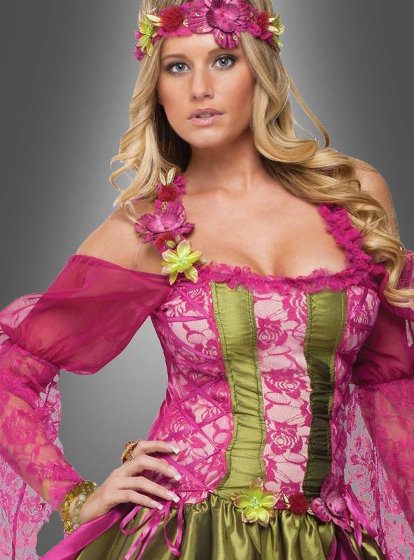 Renaissance Nymph Costume
