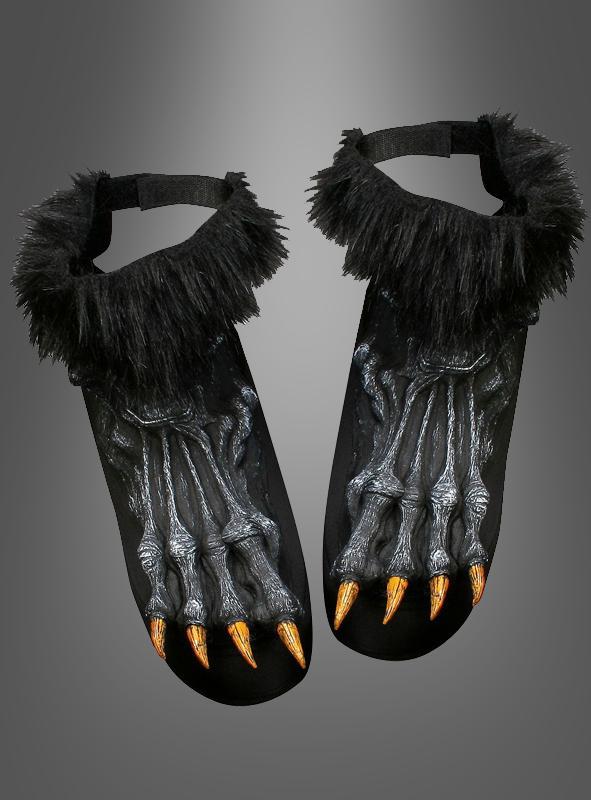 Werewolf Shoe Covers