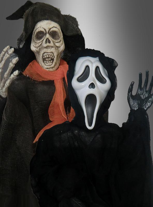 Gruselige Geister Halloweendeko 90 cm
