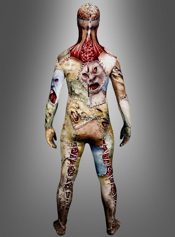 Morphsuit Horror Facelift