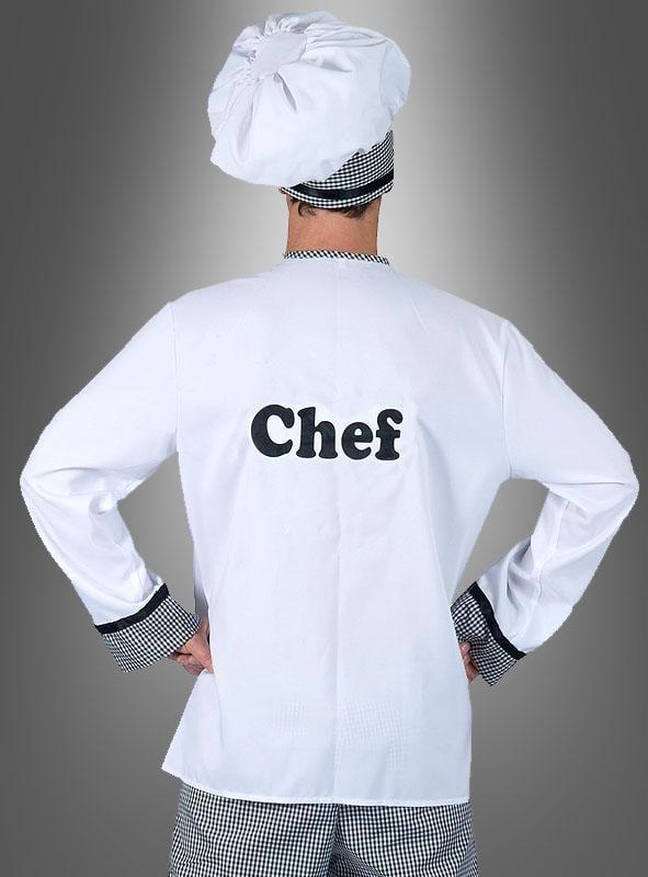 Head Cook Costume