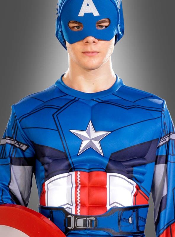 Captain America Movie Costume