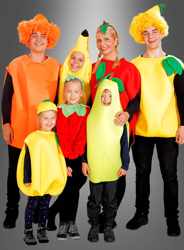 Apple Costume with Worm for Children