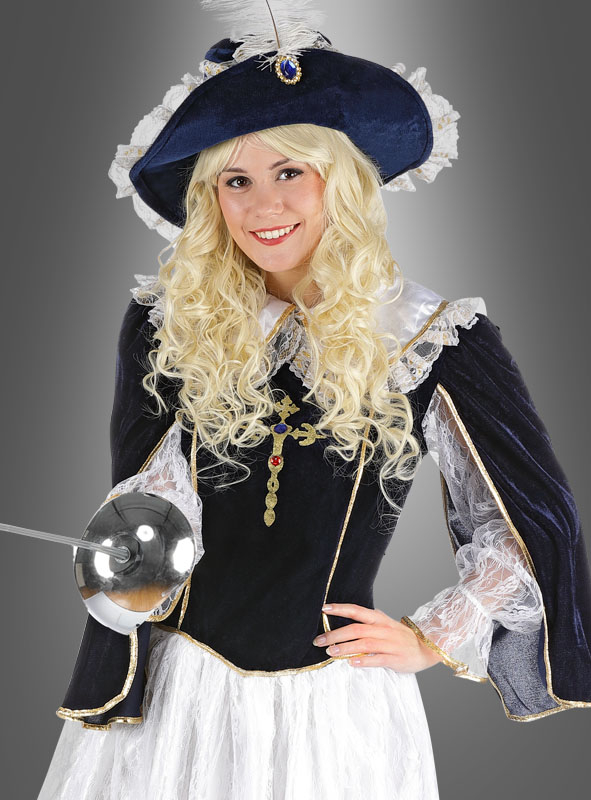 Premium Musketeer Costume for Women