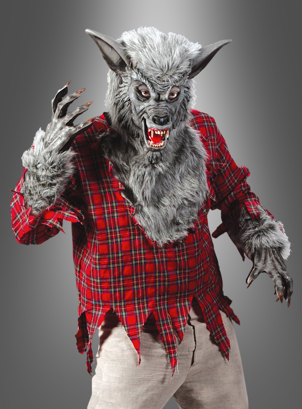 Werewolf Animal Costume Adult