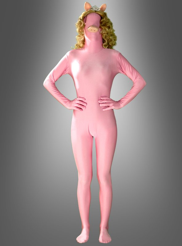 Morphsuits pink second Skin