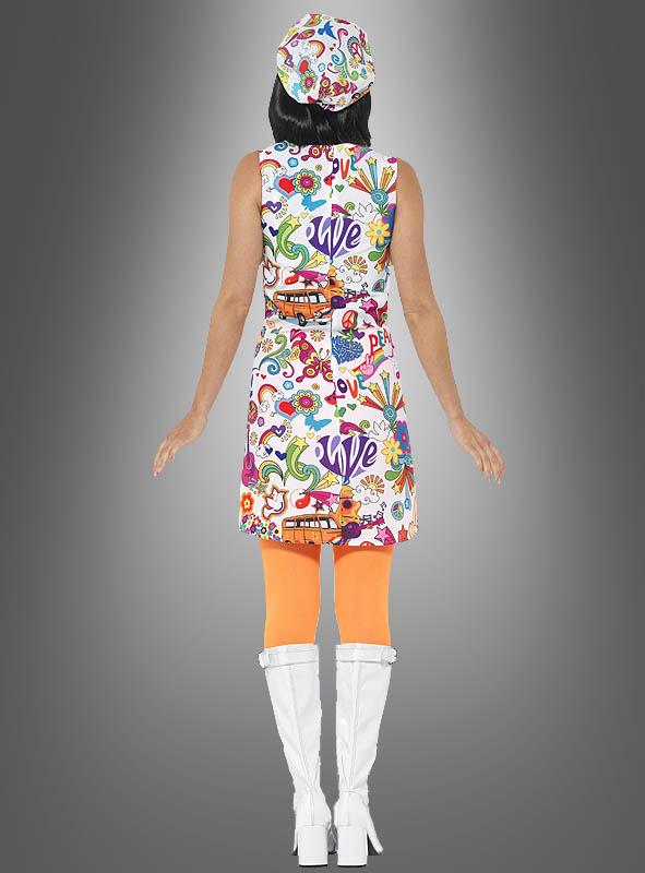 Kleid Hippie Style für Damen