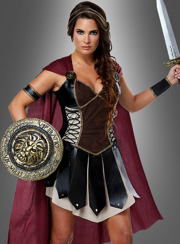 f613acf0bed Female Gladiator Costume   Ladies Warrior Woman Gladiator Costume Sc ...
