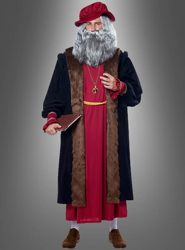 Leonardo da Vinci Costume