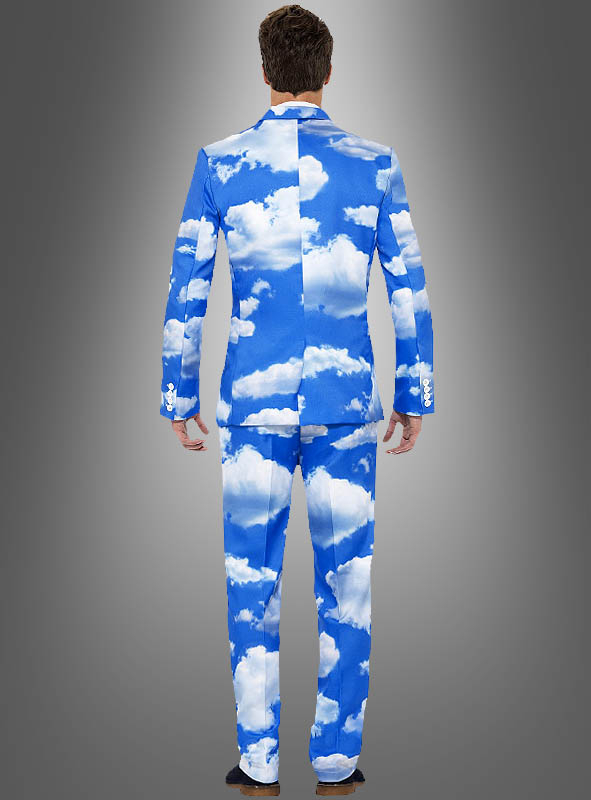 Clouds Funny Suit