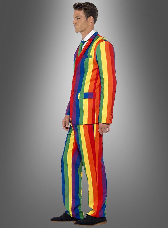 Regenbogen Anzug Deluxe